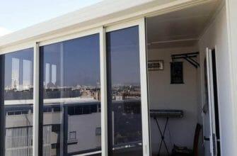 Остекление балконов — отличный способ увеличить полезную площадь жилья