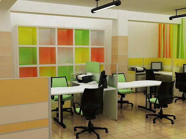 Чем отличается ремонт офиса от ремонта квартиры