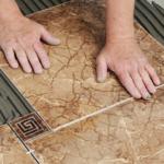 Ремонт и замена напольной плитки в Израиле