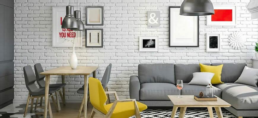 Дизайн интерьера квартиры в Израиле