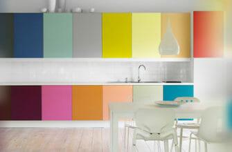 Как сочетать цвета в интерьере
