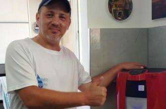 Вигдор Френкель - установка, ремонт и обслуживание систем очистки воды в Израиле