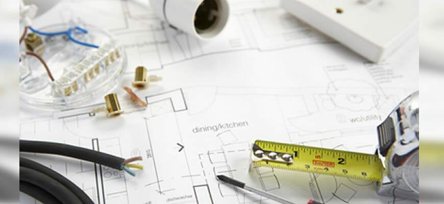 Капитальный ремонт электропроводки в разных типах объектов.