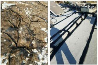 О крышах в Израиле: чем отличается битум от гудрона