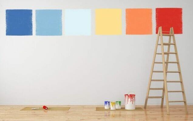 Тонкости при покраске квартиры в Израиле