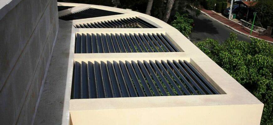 Алюминиевые конструкции в Израиле
