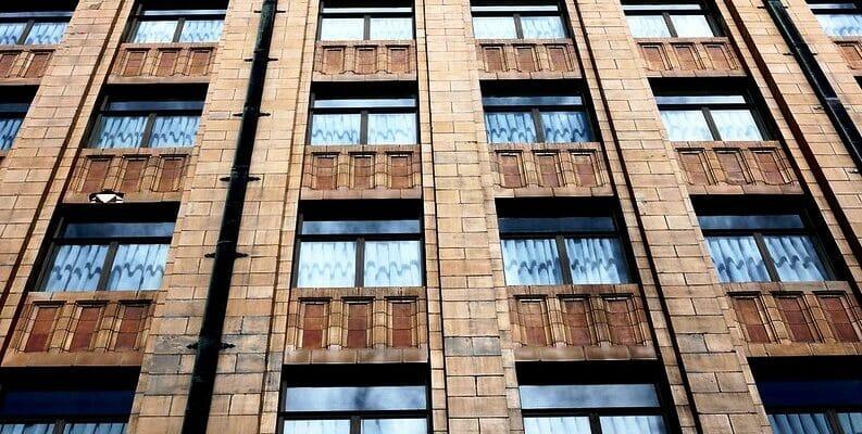 Интересно об окнах