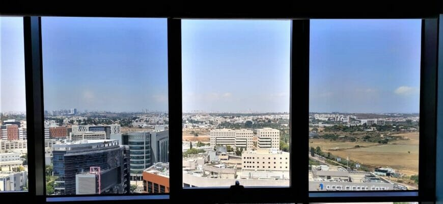 защита окон от солнца израиль